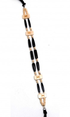 Buy 25052-brown - Bone Chokers in US
