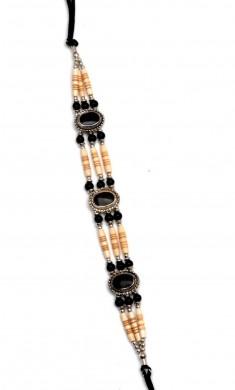 Buy 40887-black - Bone Chokers in US