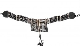 Buy 5255 Small-black Carved - Breast Plates in US