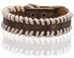 Buy 978 Leather Buckle Bracelet in US