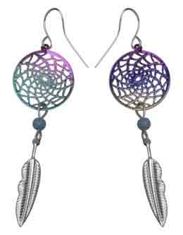 Buy Dream Catcher Earring in US