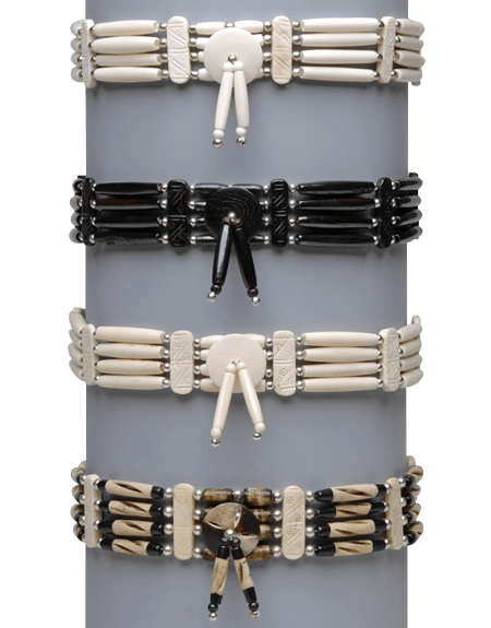Native American Bone Choker in US
