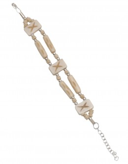 Buy Traditional Bone Bracelet in US