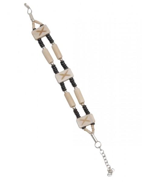 Traditional Bone Bracelet